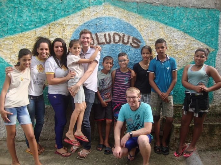 Experiências marcantes da inserção voluntária