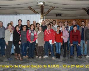 ILUOS passa por formação para desenvolvimento institucional
