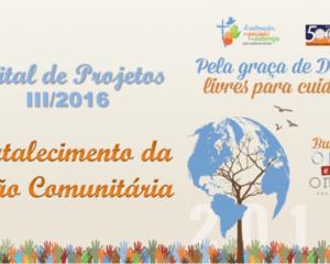 IECLB abre Edital de Projetos III/2016 – Fortalecimento da Ação Comunitária