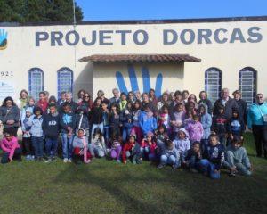 Conselho Sinodal de Diaconia do Sínodo Paranapanema promove ação diaconal