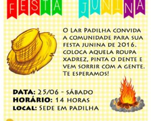 Festa Junina do Lar Padilha