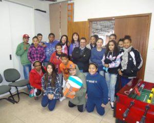 Projeto Virada Sustentável visita CEDEL