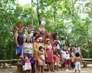 Grupo de Huni Kuin ocupa e revitaliza parque no Acre