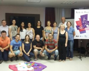 Primeiro encontro do Grupo Gestor da Rede de Diaconia é realizado no RS