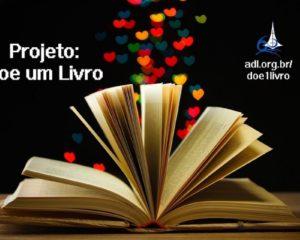 Biblioteca Comunitária incentiva leitura por meio de arrecadação de livros
