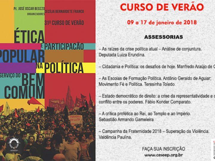 ÉTICA E PARTICIPAÇÃO POPULAR NA POLÍTICA A SERVIÇO DO BEM COMUM