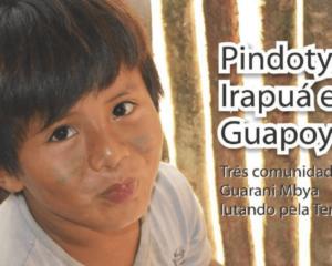 Pindoty, Irapuá e Guapoy – três comunidades Guarani na Semana dos Povos Indígenas