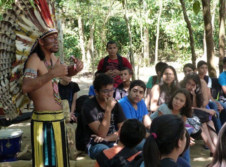 Projeto Leitura de Mundo promove aprendizado da convivência e do respeito às diferenças