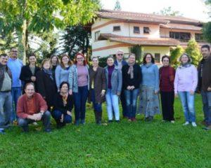 Projeto Fortalecendo a Diaconia promove encontro em Santa Catarina