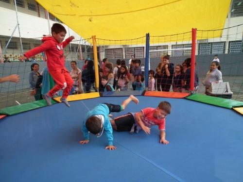 Rede de combate ao abuso infantil é lançada na Festa da Criança em Joinville