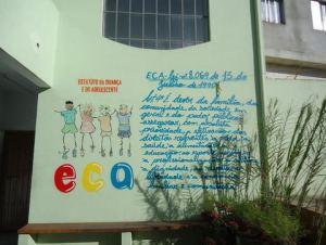 Grafite na Casa Mateus