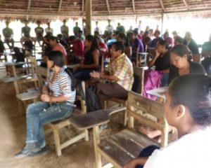 Oficina Linguístico-Pedagógica no sul do estado do Amazonas