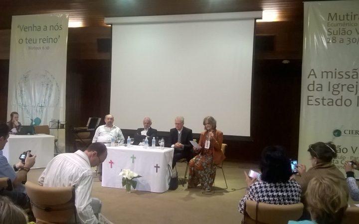 A Igreja, o Estado laico e os povos tradicionais
