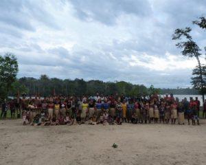 Comunidades Apurinã resgatam construção de aiko e promoção de festa tradicional