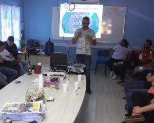 Justiça de Gênero é tema de seminário no Lar Padilha