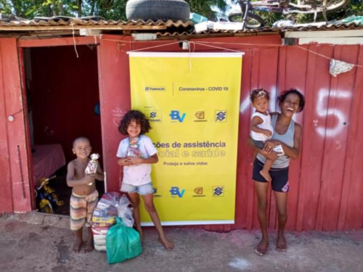 Esgotam cestas básicas adquiridas com apoio de projetos pela ABEVI em Ariquemes (RO)